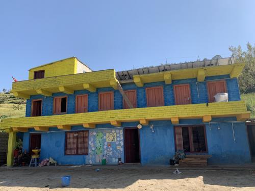 Moderm Model Residential School